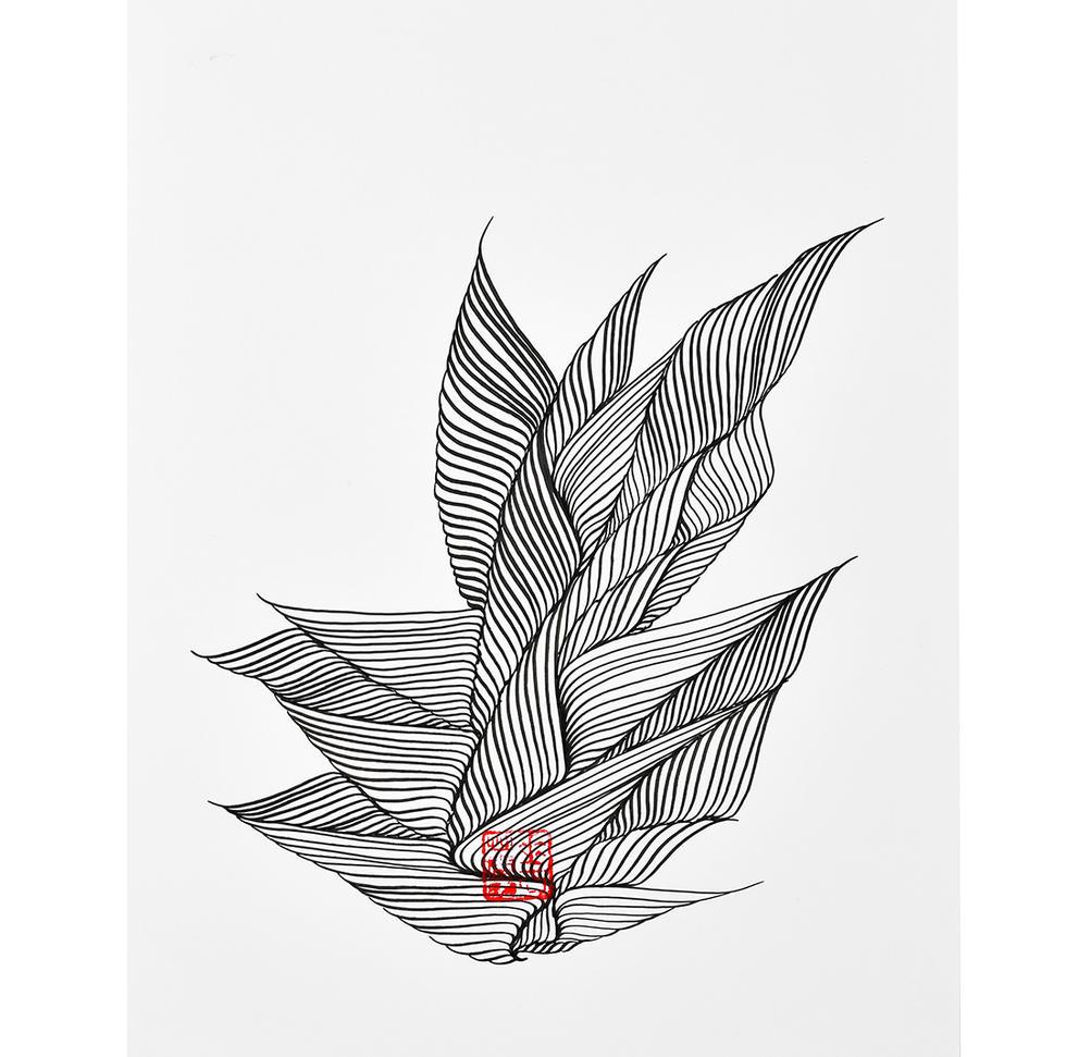 MADAME-MEDITATION-L-001-INK-ON-PAPER-29.7x42-2021.jpg