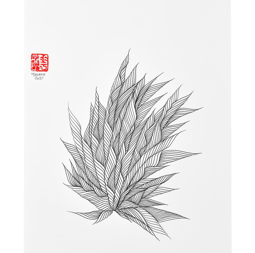 MADAME-MEDITATION-L-019-INK-ON-PAPER-29.7x42-2021.jpg