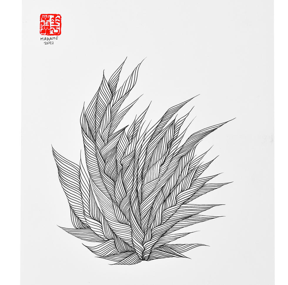 MADAME-MEDITATION-L-031-INK-ON-PAPER-29.7x42-2021.jpg