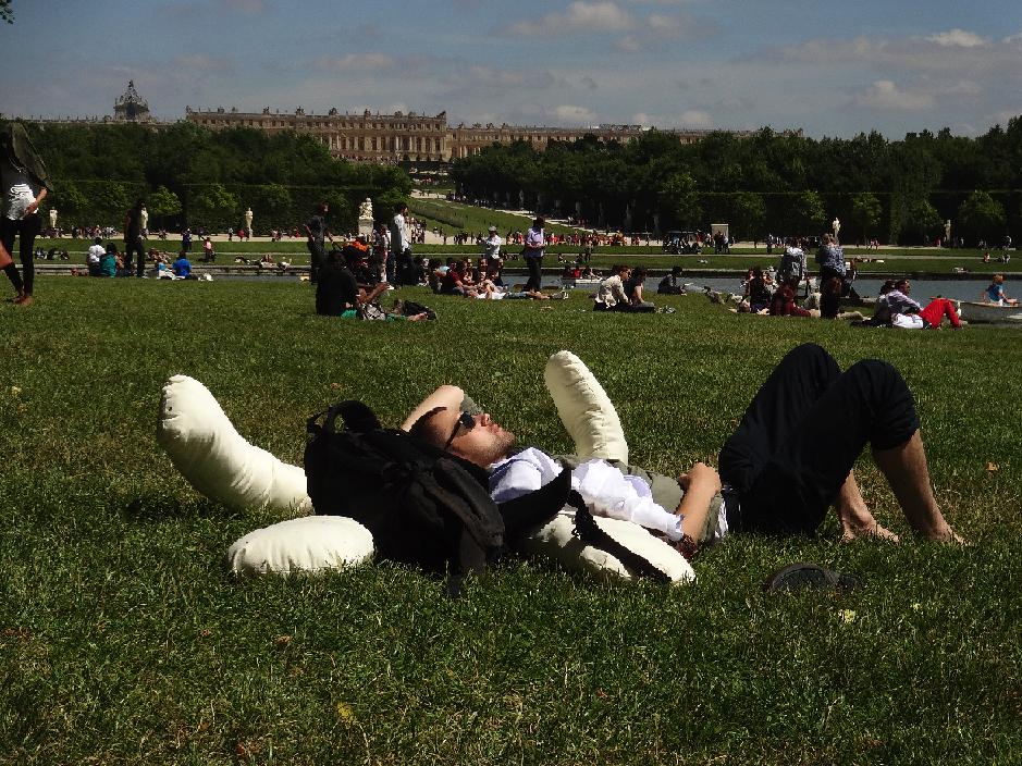 Versailles's Palace - France - 2014