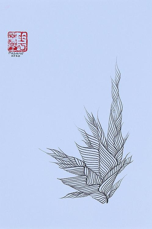 Organic Calligraphy 2