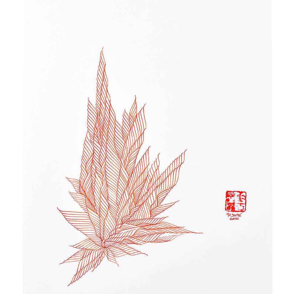 MADAME-MEDITATION-L-180-INK-ON-PAPER-29.7x42-2021.jpg