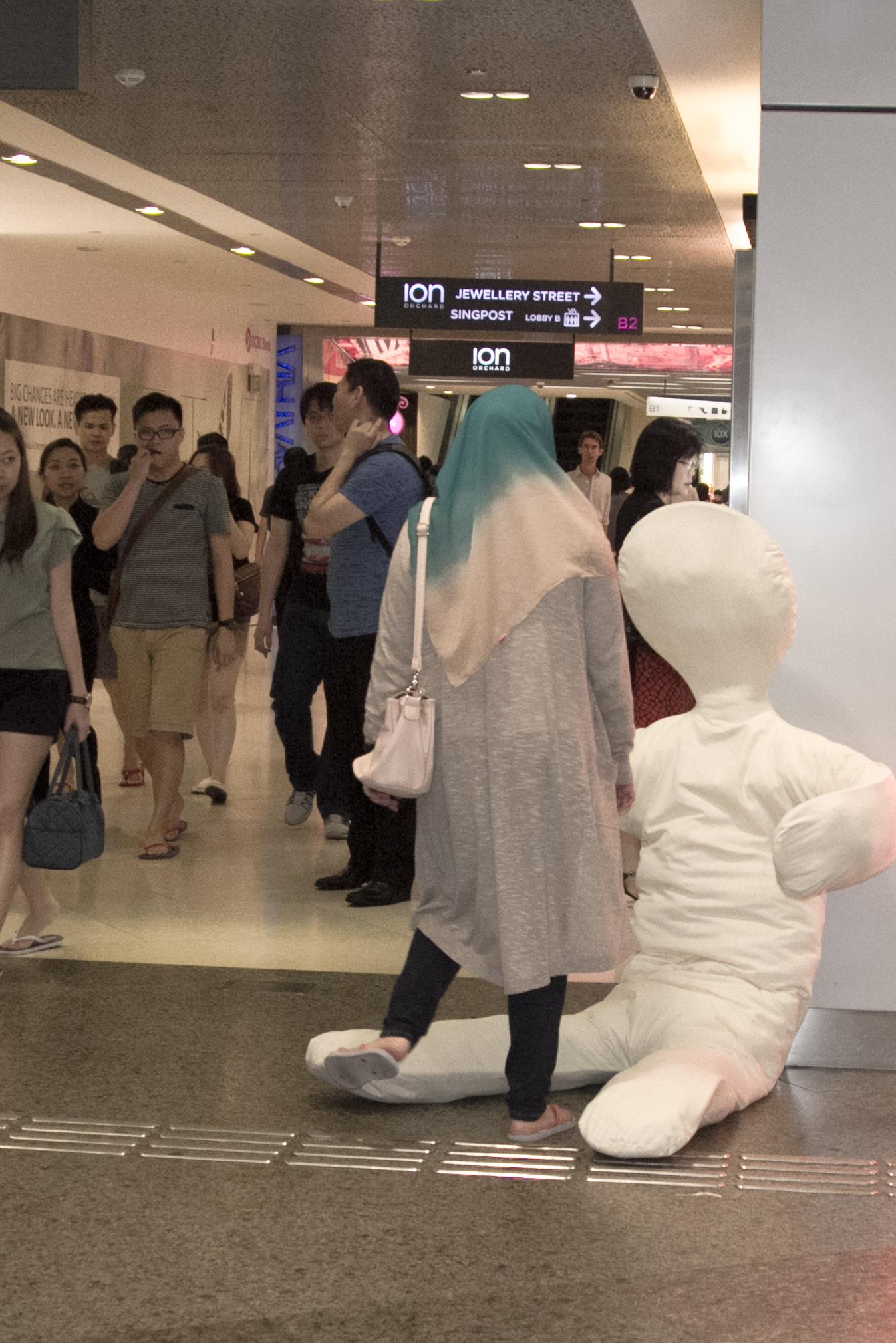 Raffle's Place Singapore 2015
