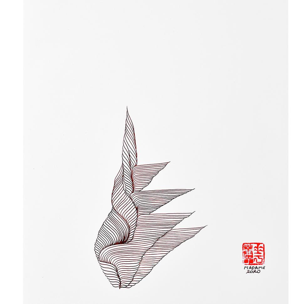 MADAME-MEDITATION-L-035-INK-ON-PAPER-29.7x42-2021.jpg