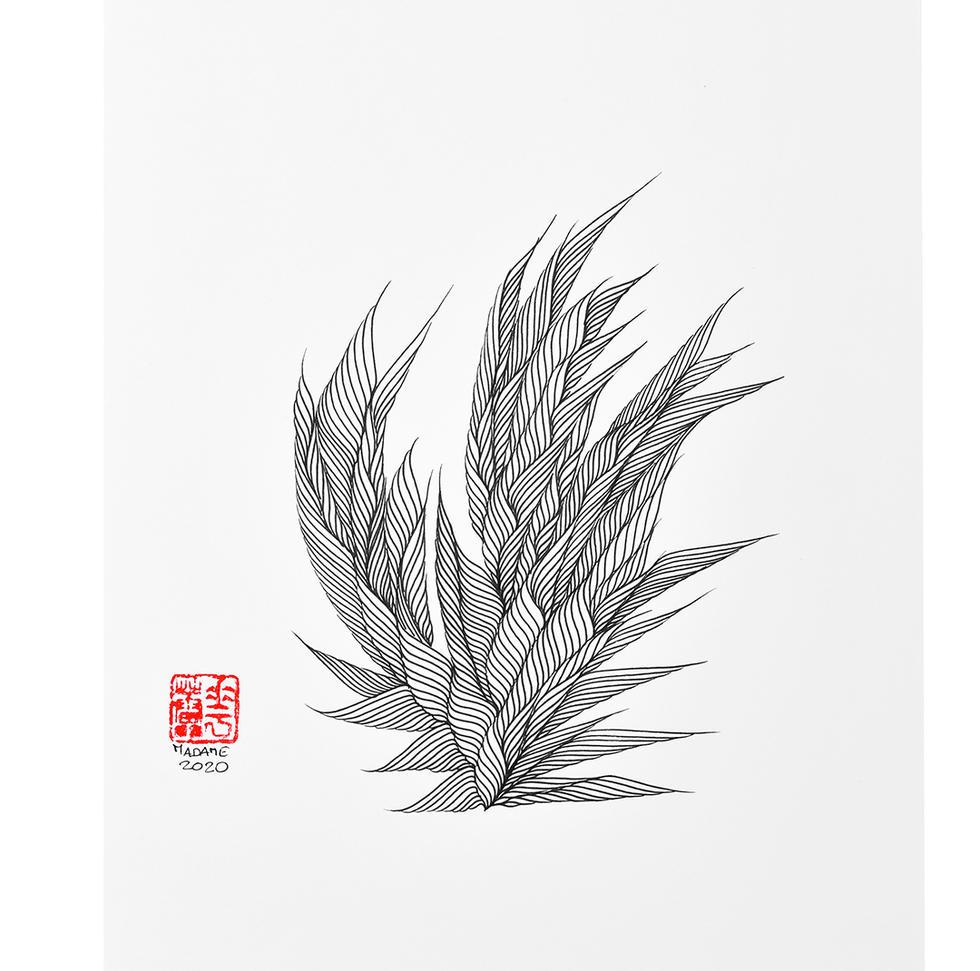 MADAME-MEDITATION-L-059-INK-ON-PAPER-29.7x42-2021.jpg