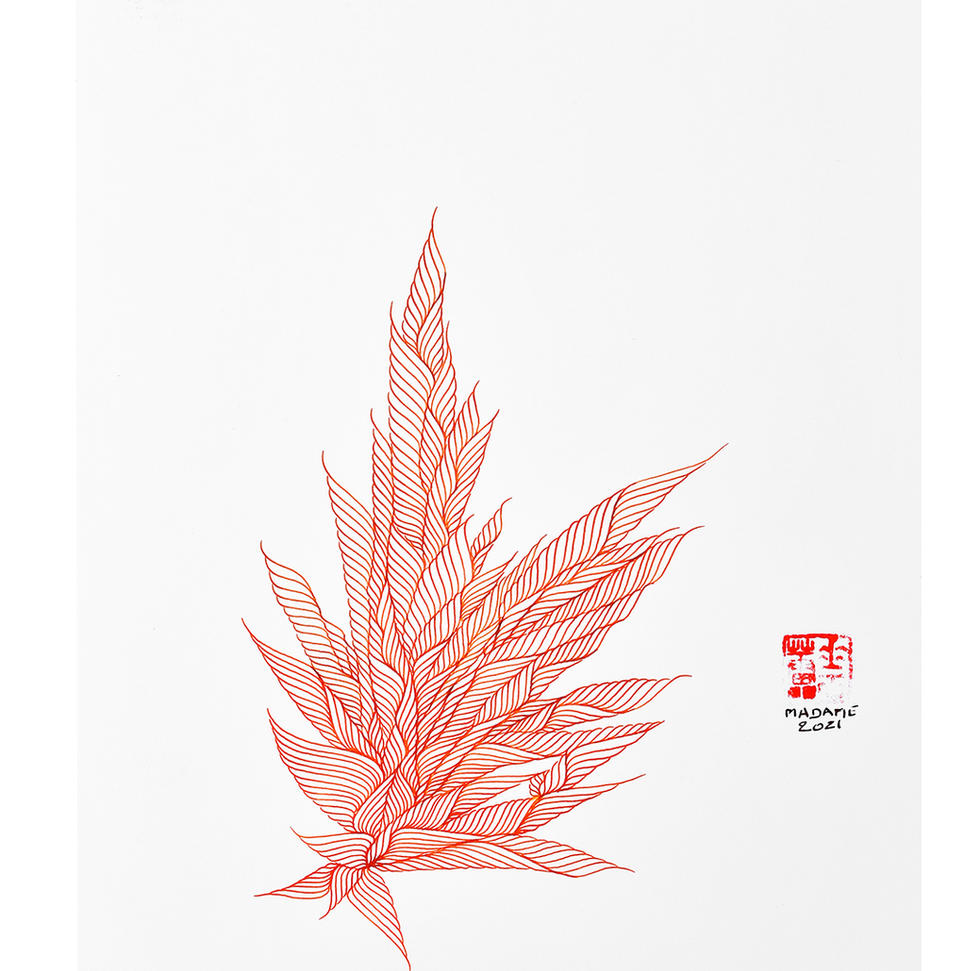 MADAME-MEDITATION-L-028-INK-ON-PAPER-29.7x42-2021.jpg