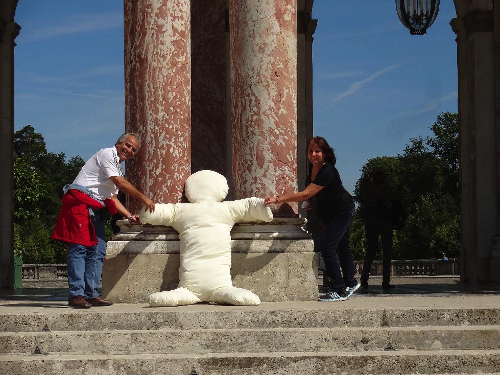 Trianon Castle - Versailles- 2014