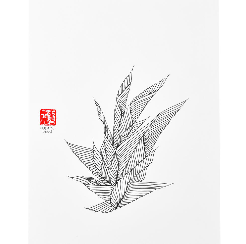 MADAME-MEDITATION-L-011-INK-ON-PAPER-29.7x42-2021.jpg