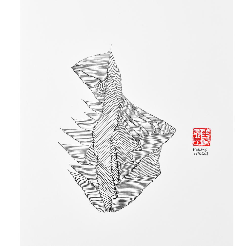MADAME-MEDITATION-L-050-INK-ON-PAPER-29.7x42-2021.jpg