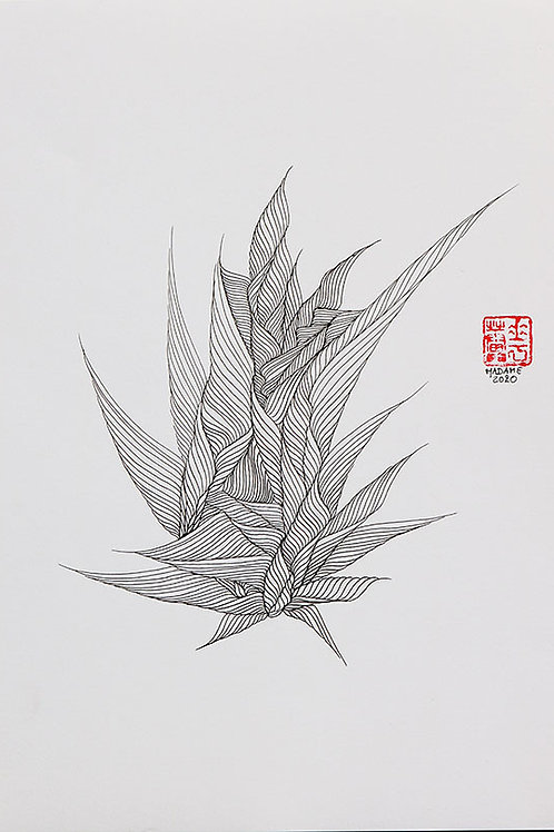 Organic Calligraphy 21