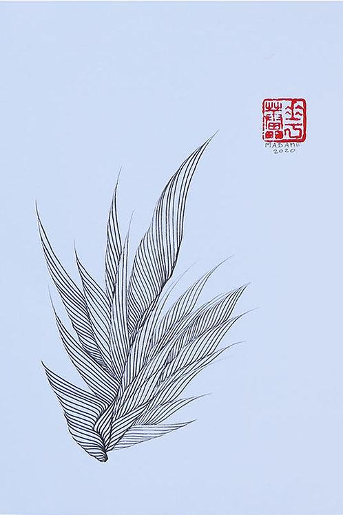 Organic Calligraphy 3