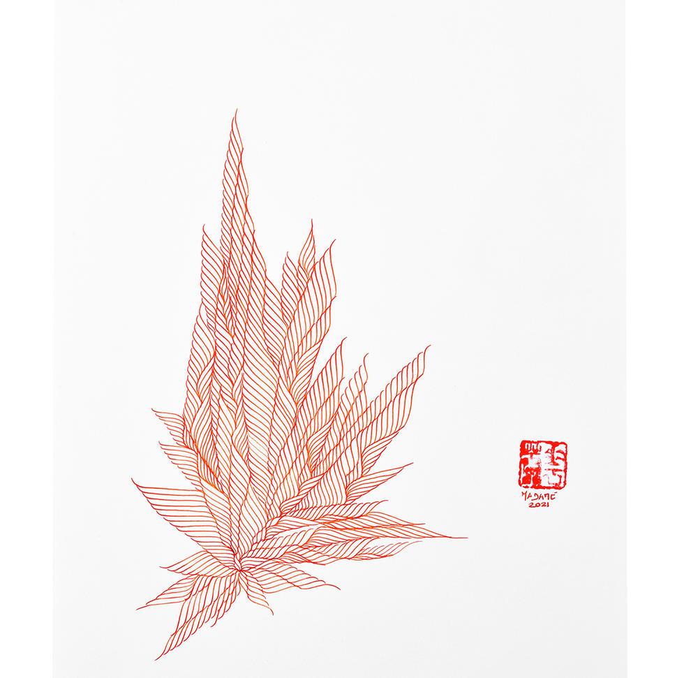 MADAME-MEDITATION-L-142-INK-ON-PAPER-29.7x42-2021.jpg
