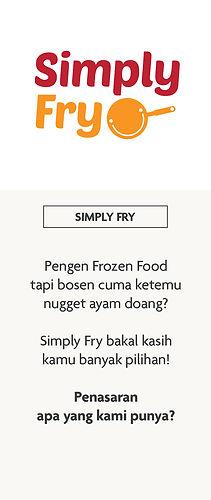 Daftar Paket - Produk Lainnya - Simply F