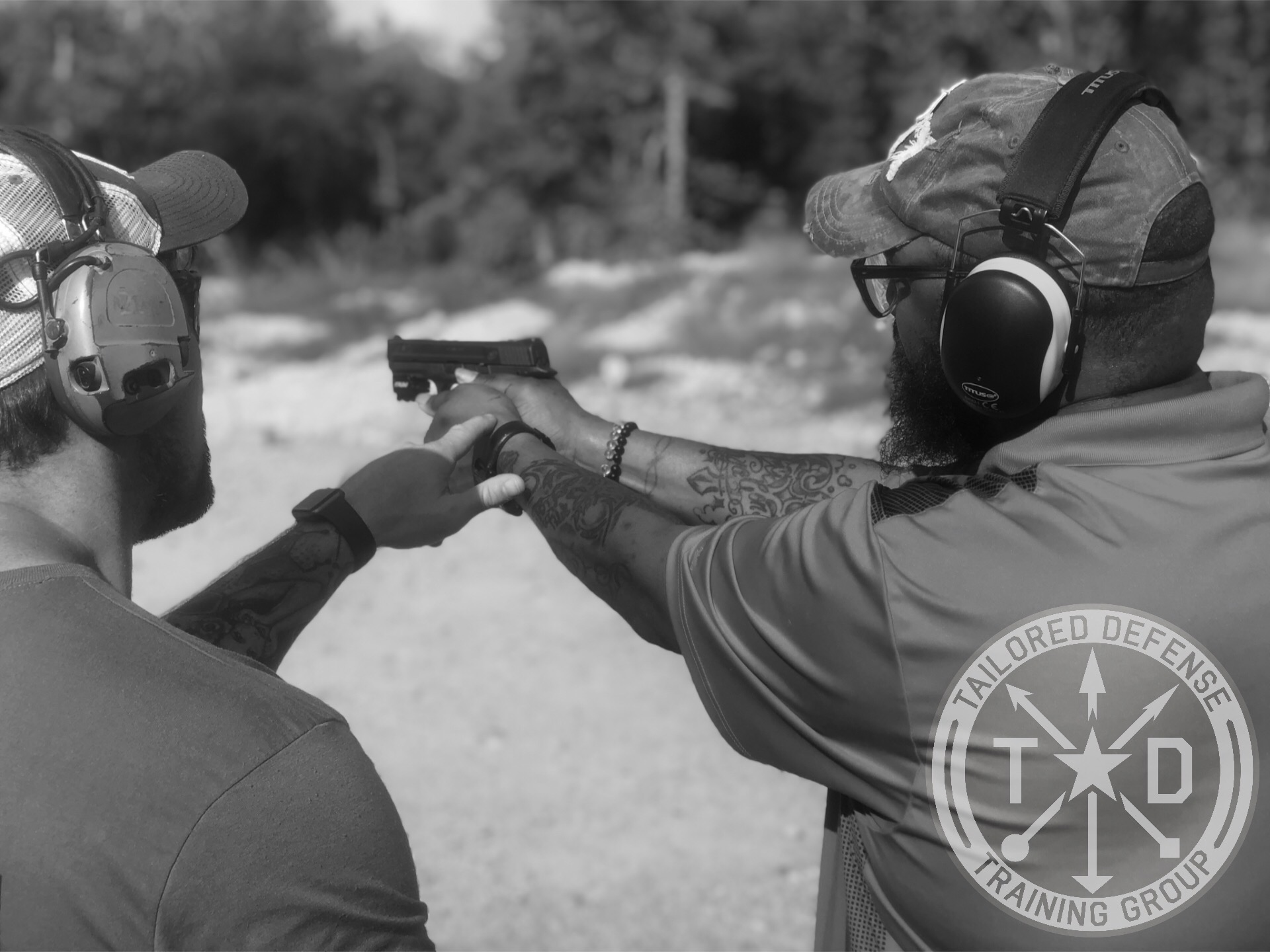 Tailored Defense Training Group Firearms