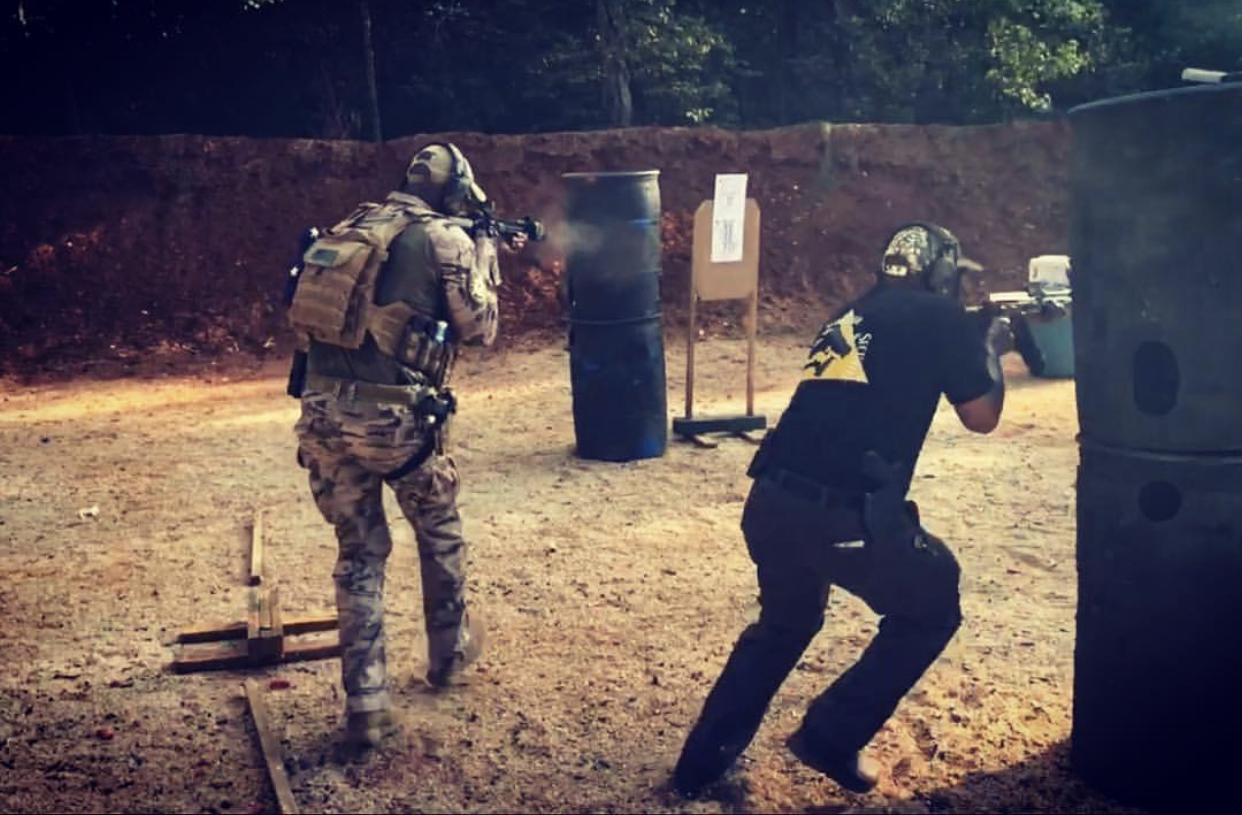 TDTG-Tactical Shooting Program