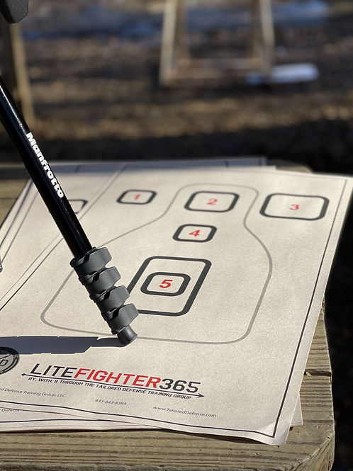 LiteFighter365 S.A.T. Shooter's Pack