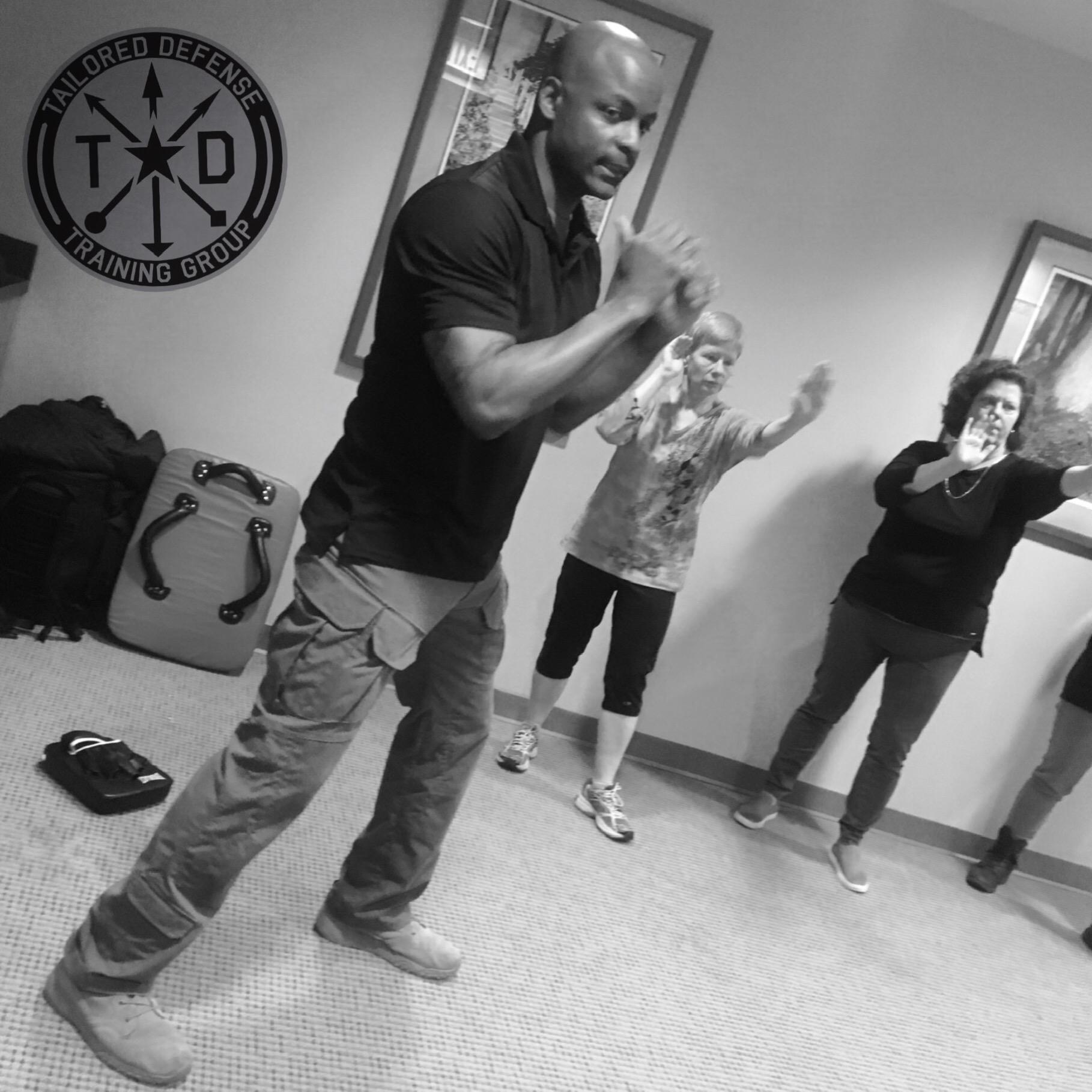 Self-Defense Workshop - Community