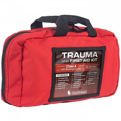 Trauma and First Aid Kit Class A