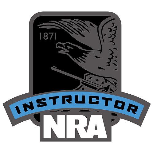 NRA CCW Instructor Training