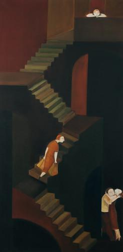 Staircase A