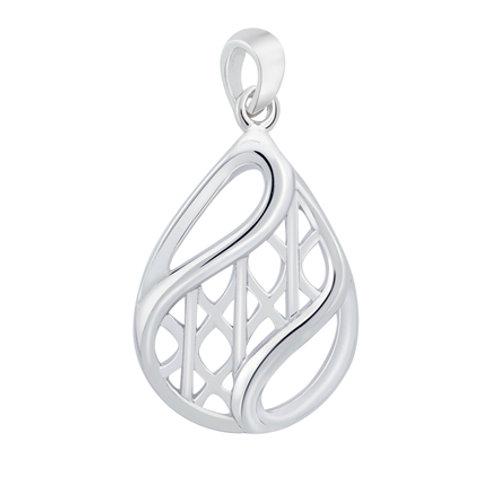 Filigree Silver Pendant