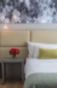 Blanco hotelería