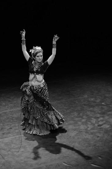Danseuse Tribale