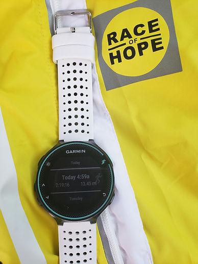 Race of Hope Virtual Half Marathon