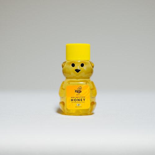 Raw Honey - 2oz bear