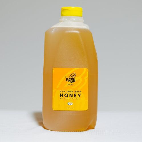 Raw Honey - 5lb Jug