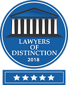 Member of Lawyers of Distinction 2018