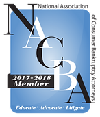 Member of the National Association of Conumer Bankruptcy Attorneys Since 2015
