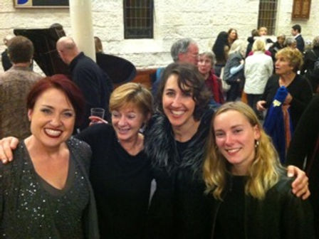 Tanya, X,Sonya and Emma.jpg