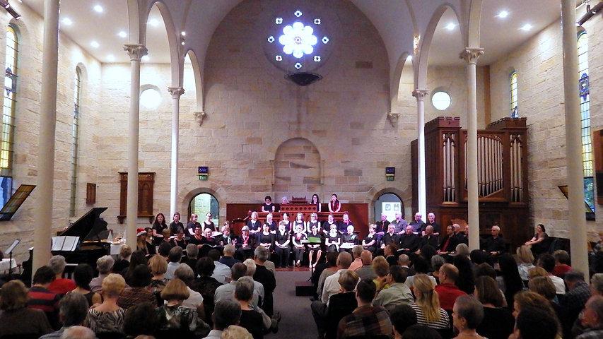 5 Choir in church 2014-12-15.JPG