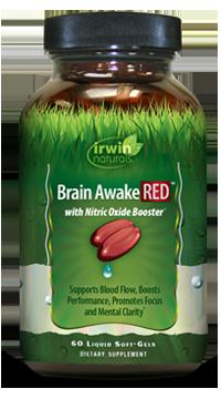 Brain Awake RED