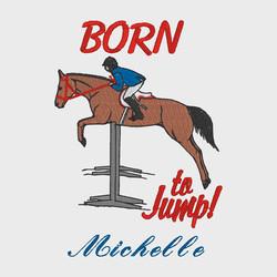 Born to Jump!