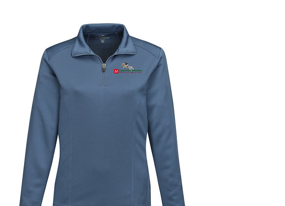 Tri-Mountain Adult Performance 1/4 zip pullover