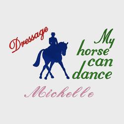 Dressage dance