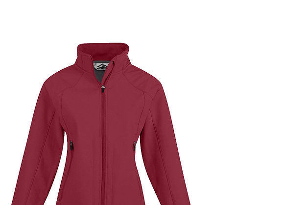 Tri-Mountain Ascent Women's Soft Shell Jacket