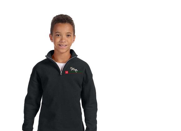Jerzees Youth 1/4 Sweatshirt