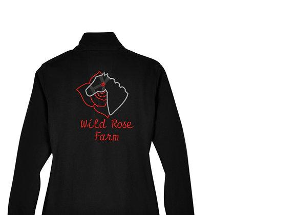 Wild Rose Farm Full Jacket Back