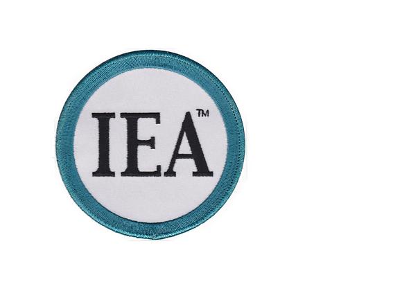 IEA Logo Patch