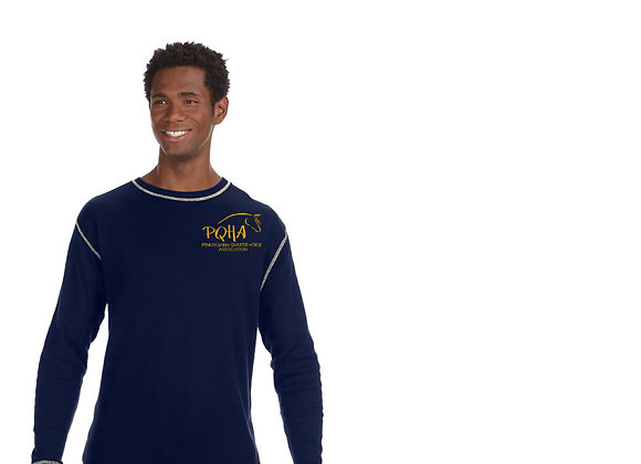 PQHA Mens Long Sleeve Thermal T-Shirt