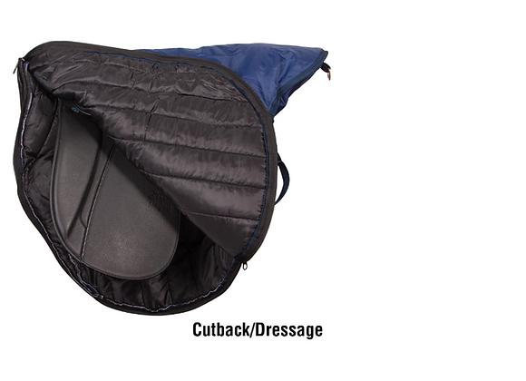 Dura-Tech Supreme English Saddle Case - Cutback/Dressage