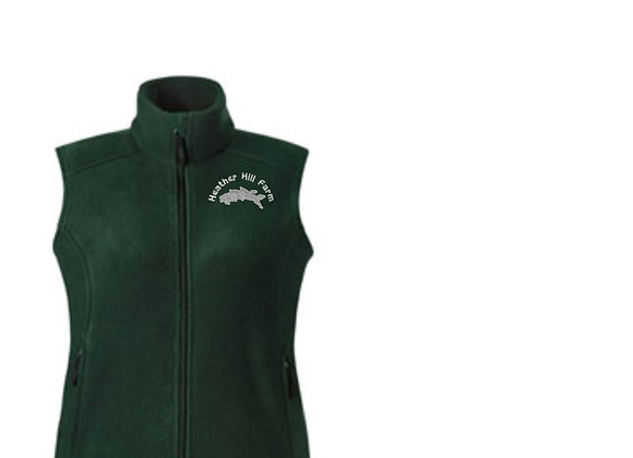 Heather Hill Farm Adult Fleece Vest