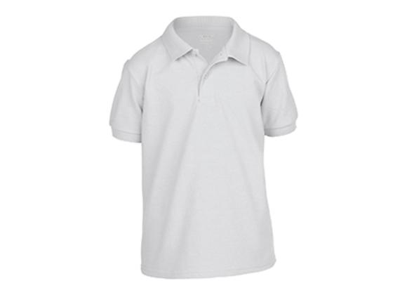Gildan youth polo shirt