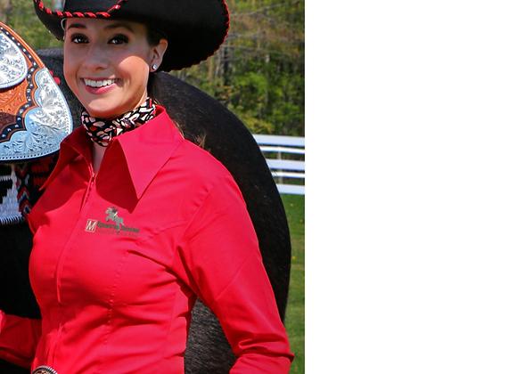 Cowgirl Royalty Ladies Western Show Shirt