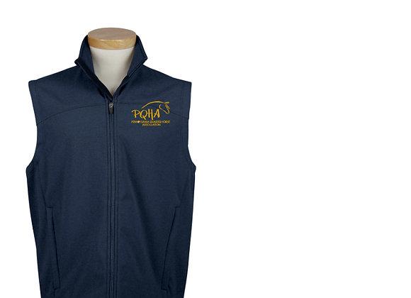 Tri-Mountain Men's Soft-Shell Vest