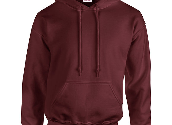 Gildan Hoodie sweatshirt (Adult sizes)