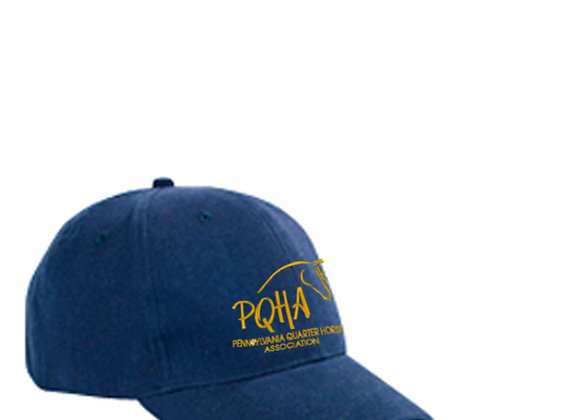 PQHA Structured Open Back Hat